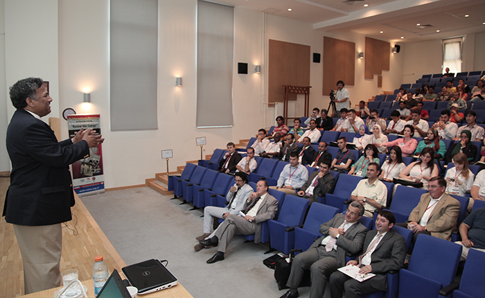 Ankara talk